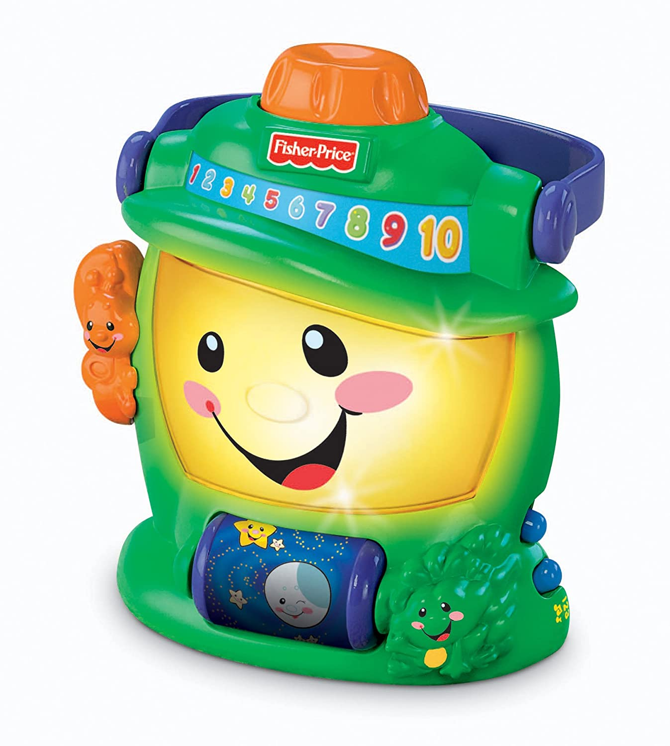 Amazon Fisher Price Laugh & Learn Learning Lantern Toys & Games