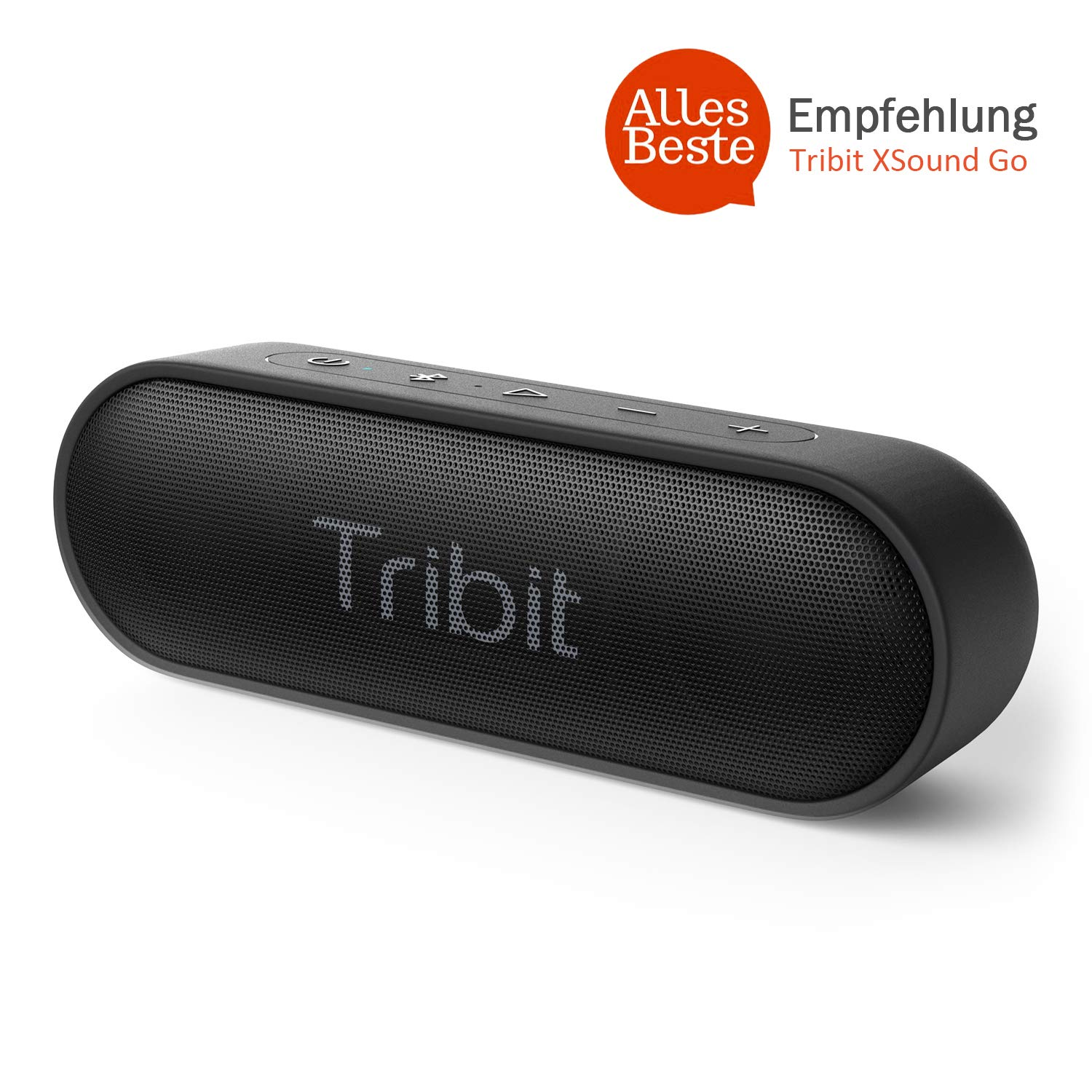 Casse Bluetooth, Tribit Altoparlante Bluetooth Impermeabile IPX7