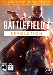 Battlefield 1 Revolution:[Instant Access]