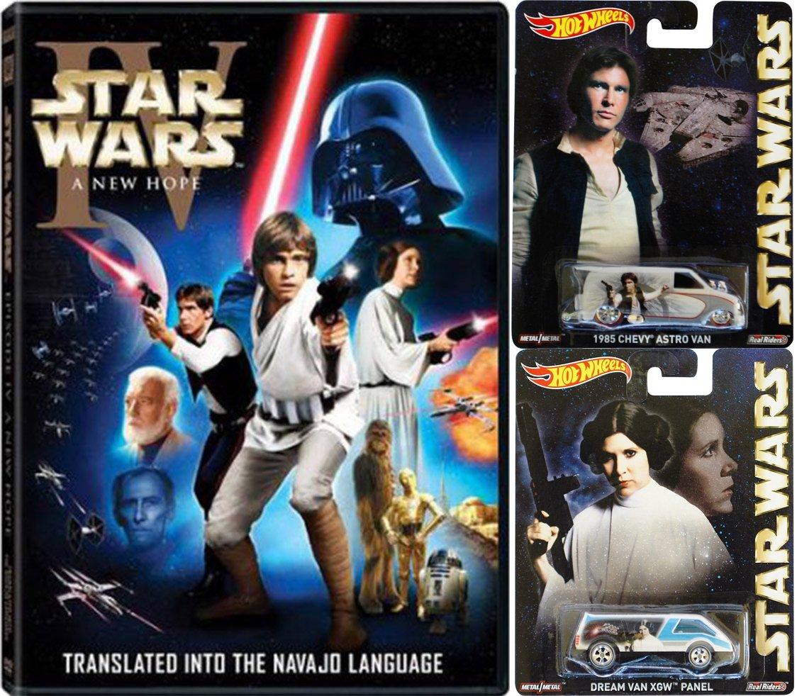 : Star Wars Episode IV A New Hope (Navajo