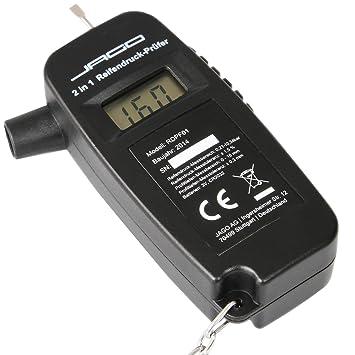 Jago - Controlador de la presión Y dibuto de los neumaticos: Amazon.es: Coche y moto