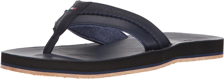 Tommy Hilfiger Mens Dilly Flat Sandal