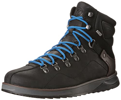 Merrell Men's Epiction Polar Waterproof Rugged Casual Boots, Black, ...