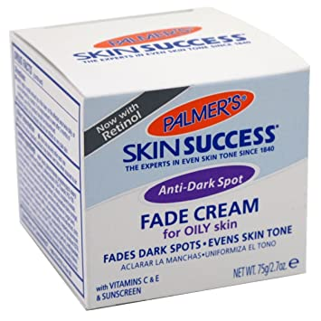 palmers fade cream for oily skin