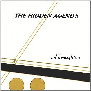 S.D. Broughton - Hidden Agenda - Amazon.com Music