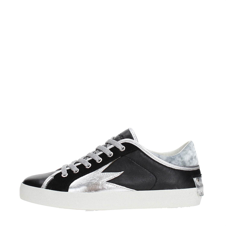 Crime 25311KS1 Sneakers Mujer 38 EU Black En línea Obtenga la mejor oferta barata de descuento más grande