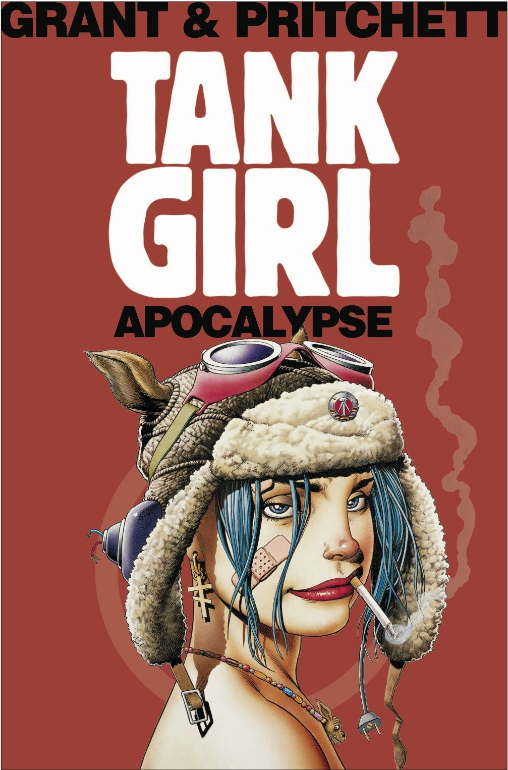Download Tank Girl: Apocalypse (Remastered Edition) PDF