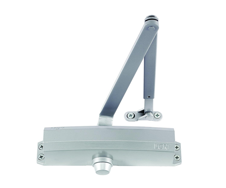 no Cover LCN 1250 RWPA 689 TBSRT Cast Aluminum Closer Tripack arm