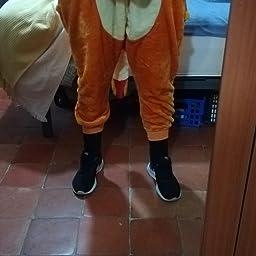 Molly Kigurumi Pijamas Traje Disfraz Animal Adulto Animal ...
