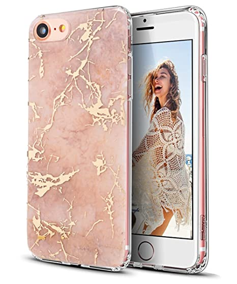 8 iphone case rose gold