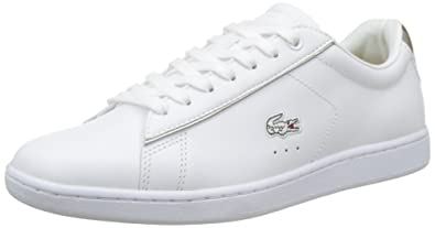 Lacoste Femme Chaussures / Baskets Carnaby Evo j9pgYei0M