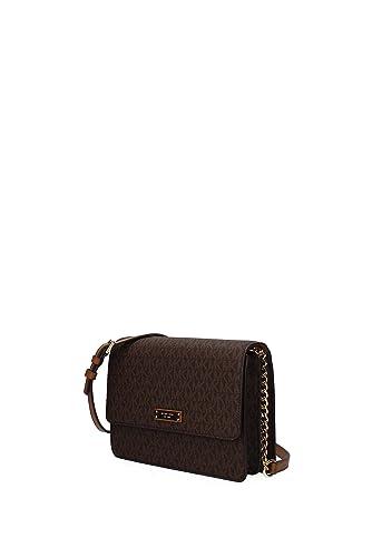 95cef215976b Michael Kors Gusset Ladies Large Twill Crossbody Handbag 32F7GF5C9B:  Amazon.co.uk: Shoes & Bags
