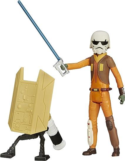 Star Wars Mission Series Ezrra Bridger Cadet /& Kanan Jarrus Action Figure 2-pk