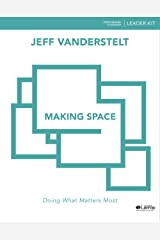 Making Space - Leader Kit: Exploring Proverbs for What Matters Most
