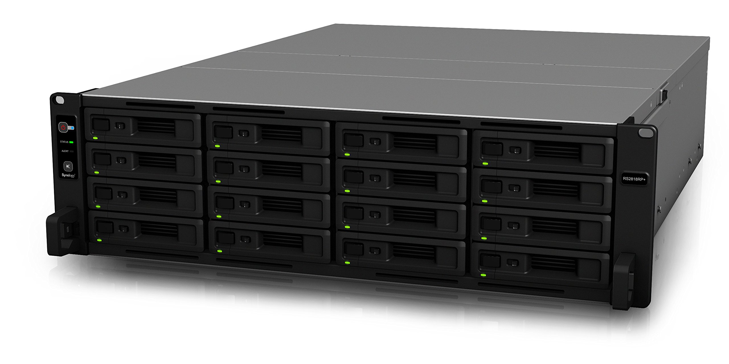 Synology RS2818RP+ 16bay NAS Rack Station (Diskless) by Synology (Image #7)