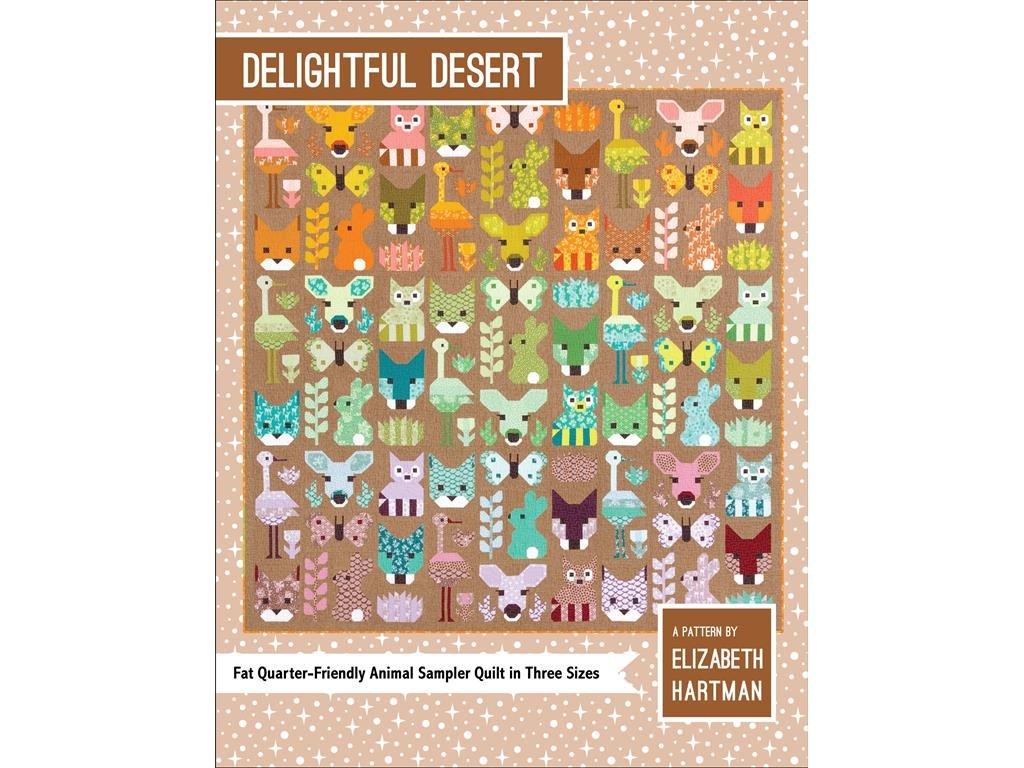 Elizabeth Hartman EHP039 Delightful Desert Pattern