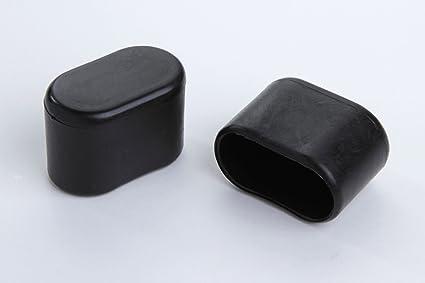 Taco protector para patas de silla (4 unidades, 30 x 15 mm, plástico