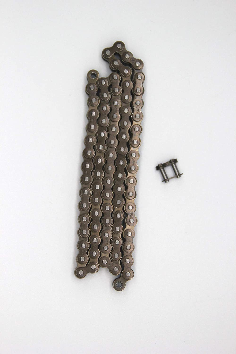 0.5M chain length Chain suitable for 04C sprocket 04C-1 25H-1 chain pitch 6.35 roller chain industrial gear scooter