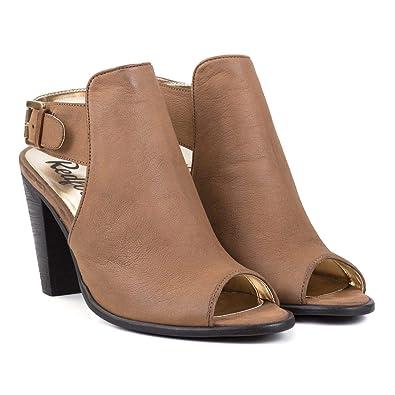 cedac4acfbf Redfoot Como TAN: Amazon.co.uk: Shoes & Bags