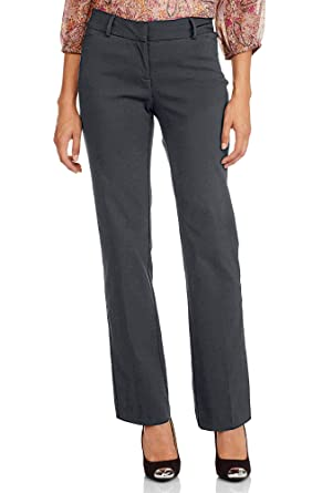 840db036937 George Women s MILLENIUM Straight Leg Pant (Regular   Petite) at Amazon  Women s Clothing store