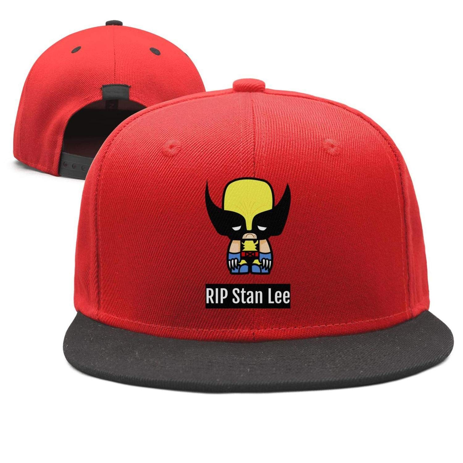 Classic Unisex hero-rip-stan-lee-1922-2018-excelsior Cotton Baseball Cap Adjustable Ball Hat