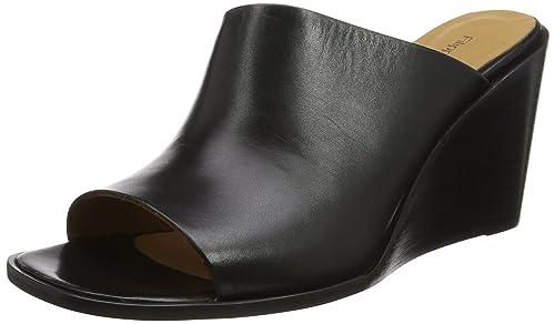 Filippa K Women's Abbi Wedge Mule Open-Toe Sandals Clearance Authentic jFMHbYNUE