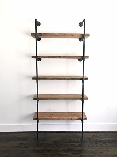 reclaimed alamo the door products spotted wood bookshelf