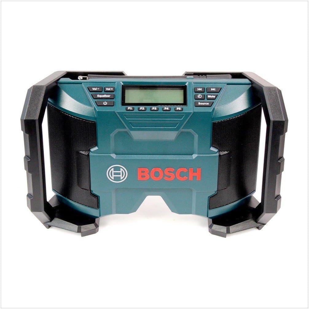 0615990GM8 Bosch GML 10,8 V-Li Akku Radio Solo in L-Boxx ohne Akku und ohne Ladeger/ät