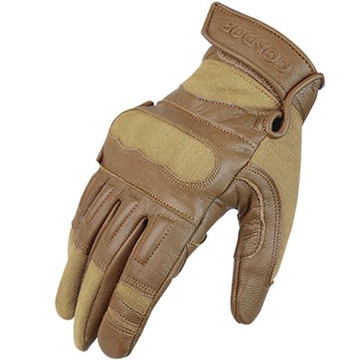 Kevlar Tactical Glove Color- Black