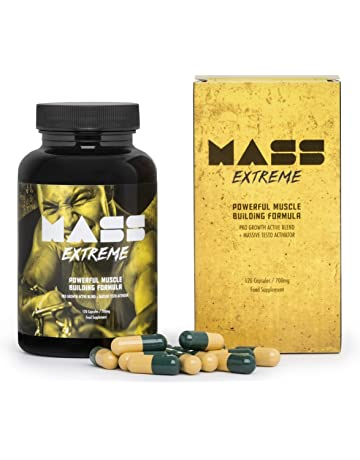 ✅MASS EXTREME Premium - El suplemento para desarrollar la masa muscular, un desarrollo espectacular