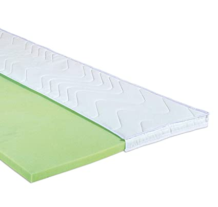 ROLLER Topper colchón de espuma fría Protector de colchón