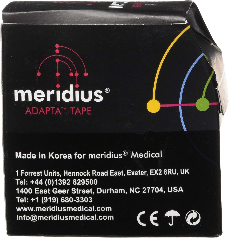 Black meridius/® ADAPTA Tape 5m X 5cm