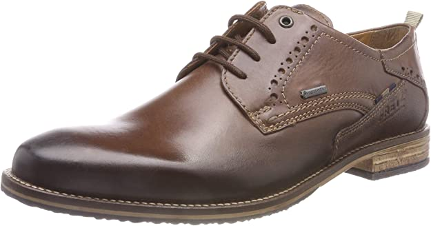 FRETZ men Grenoble, Zapatos de Cordones Derby para Hombre