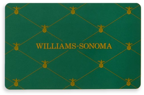 Williams-Sonoma Gift Cards | Williams-Sonoma