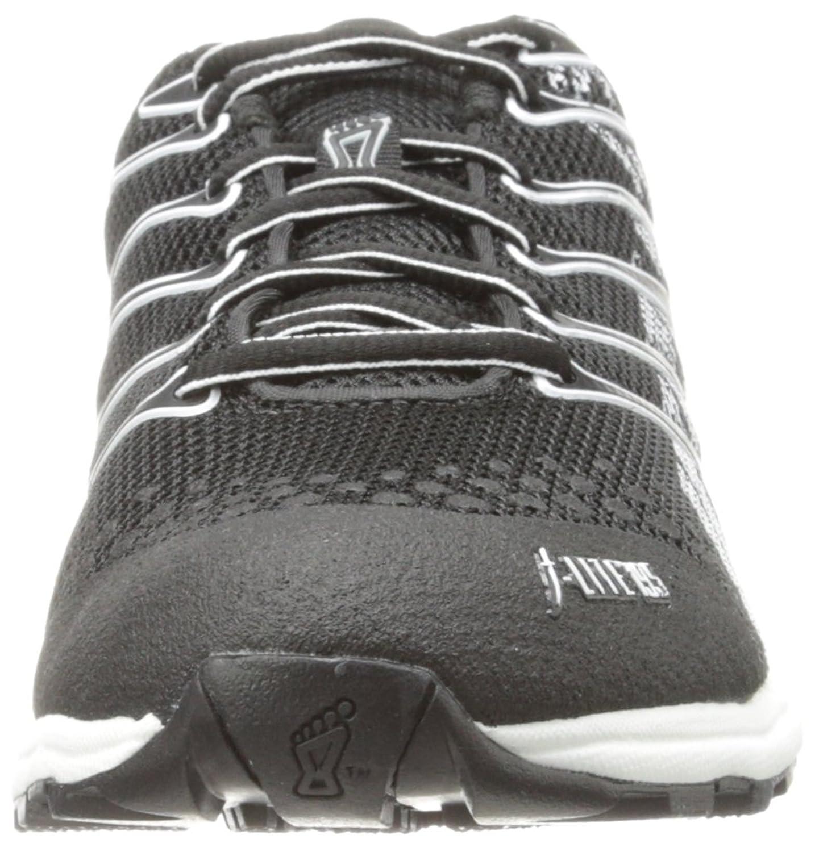 INOV8 F-Lite 195 Zapatillas de fitness unisex, Negro/Blanco, 37