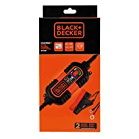BLACK + DECKER BD 0690103 BDV090 Battery Charging and Charging Maintainer, 6 V and 12 V