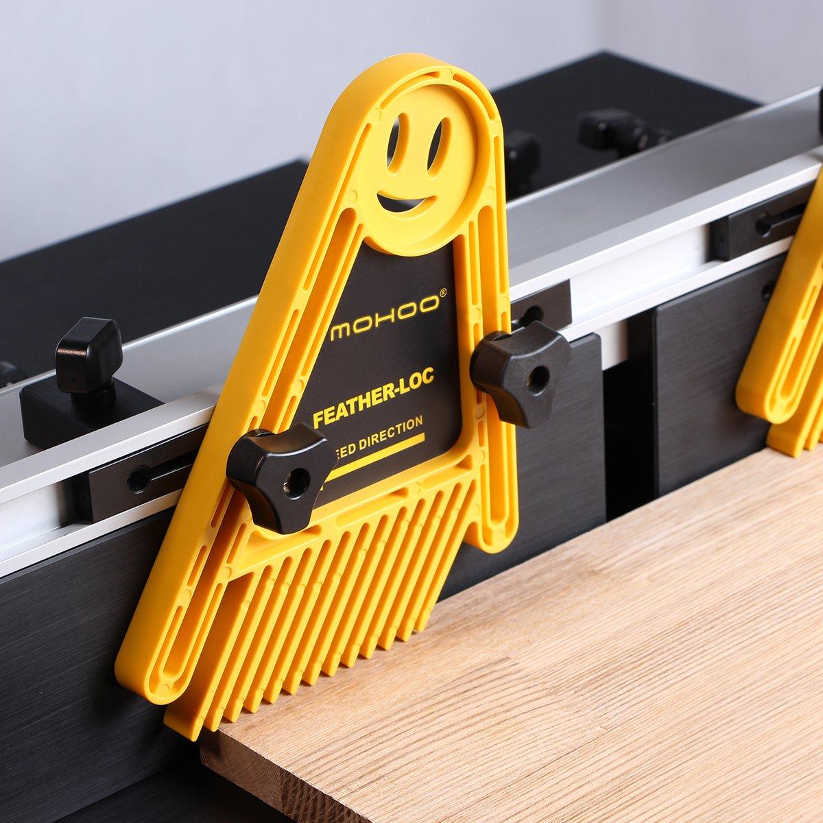 Bohrschablone holz bearbeitung werkzeuge Bohren Locator Set mit Bohrer MOHOO Jig Set Holzd/übel Schraube usw.