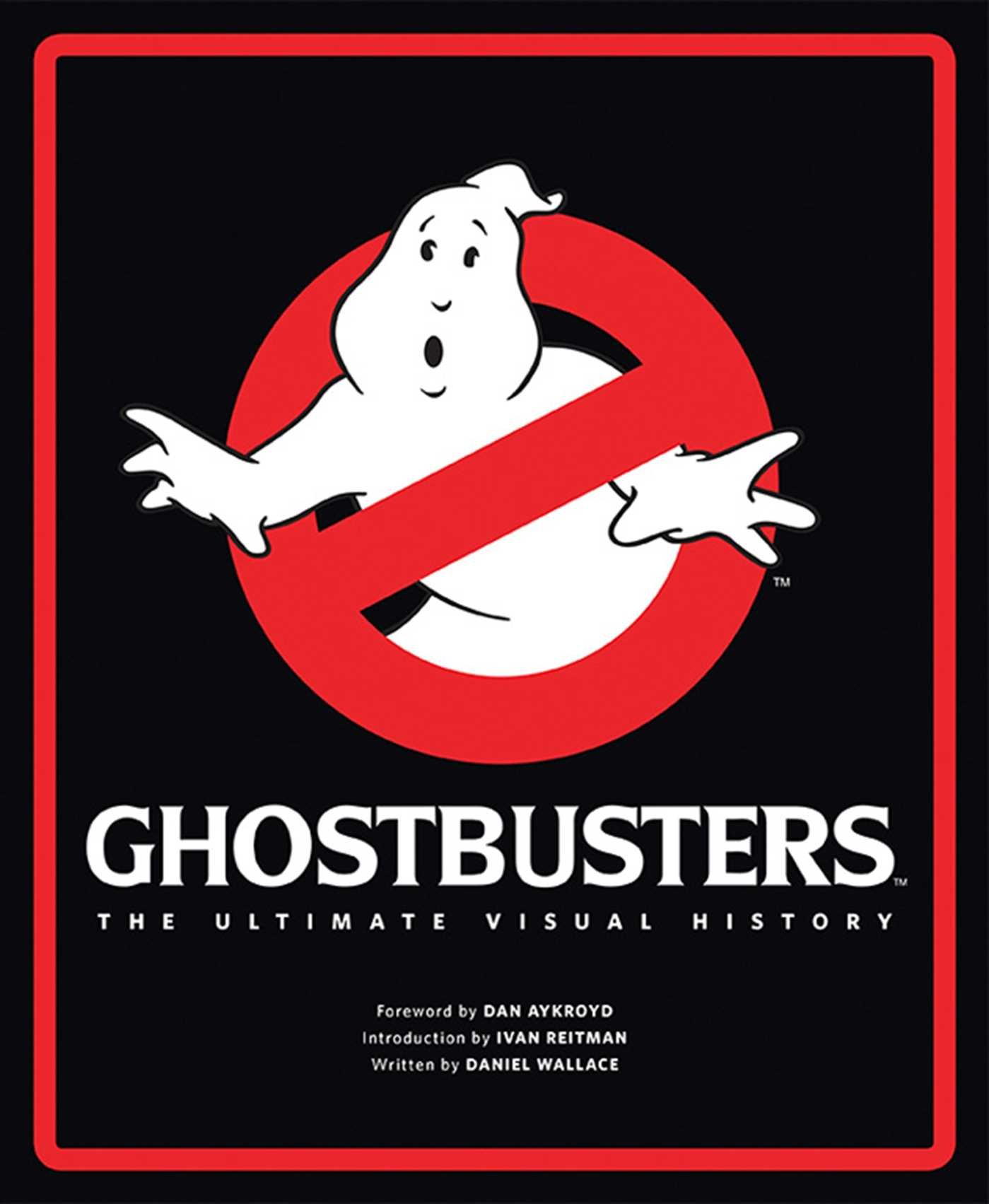 amazon ghostbusters the ultimate visual history daniel wallace