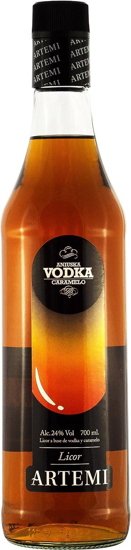 Vodka Caramelo Artemi 70cl