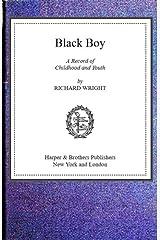 Black Boy Kindle Edition