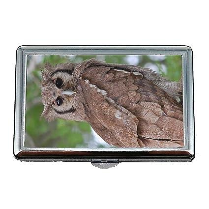 Amazon cigarette holder case owl and pussycat giant eagle owl cigarette holder caseowl and pussycat giant eagle owlbusiness card holder business card colourmoves