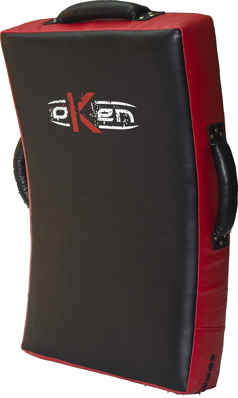 oKen Escudo Paos Pad Kick Boxing Artes Marciales Taekwondo Muay Thai Krav Maga MMA Entrenamiento Patada