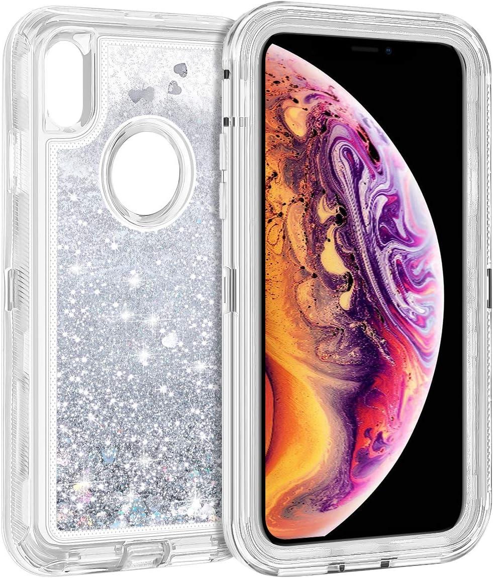 Funda Para iPhone Xs max Glitter Coolden