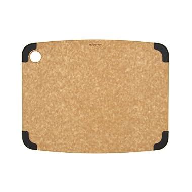 Epicurean Non-Slip Series Cutting Board, 14.5-Inch by 11.25-Inch, Natural/Slate