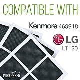 LG LT120F Refrigerator Air Filters & Kenmore Air