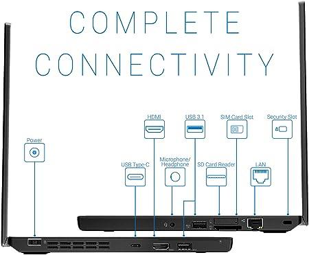 Amazon.com: Lenovo ThinkPad X270 Laptop, 12.5