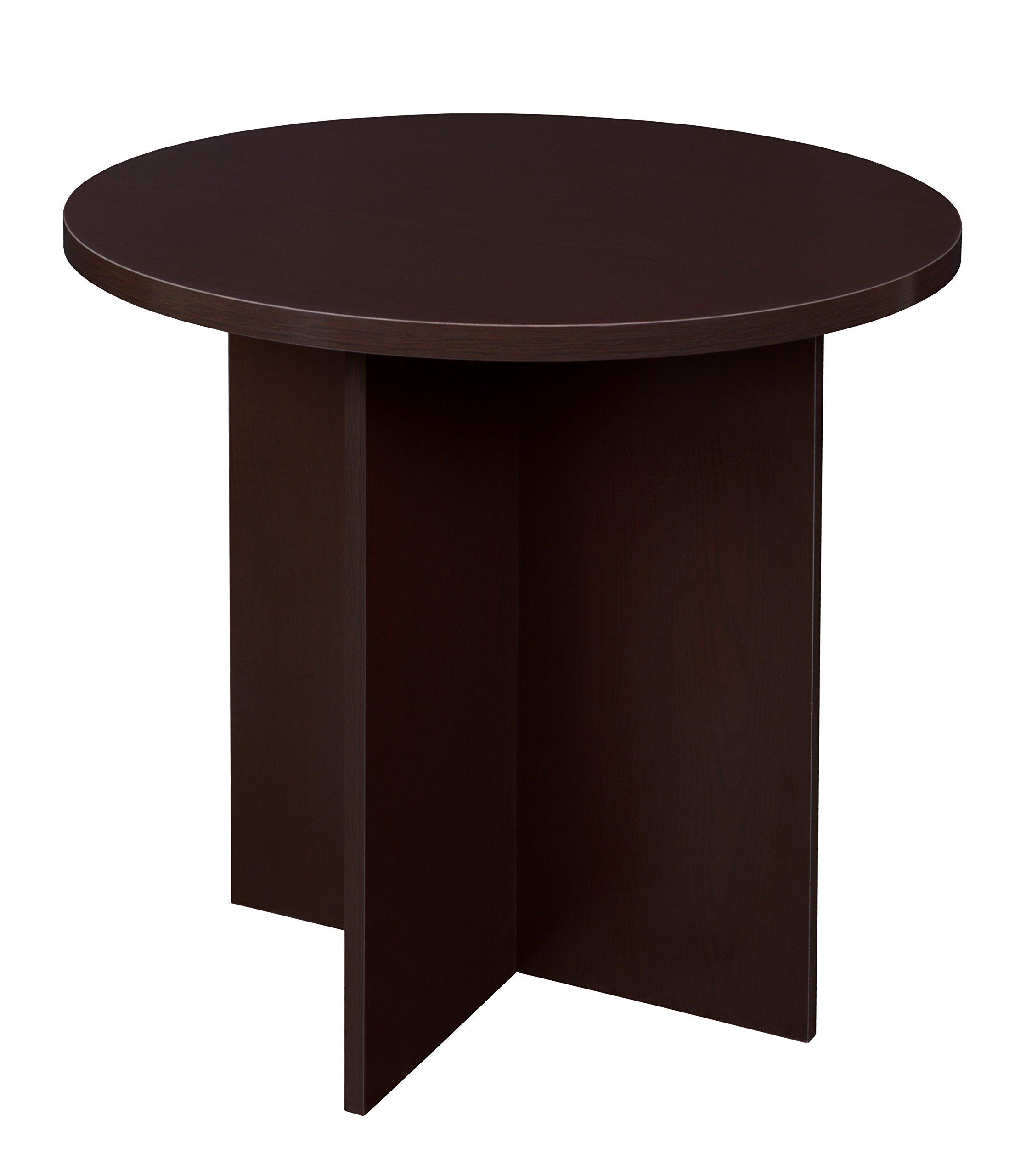 Niche Mod 30'' Round Table- Truffle