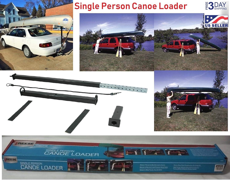 Black for sale online Reese Towpower 7018100 Canoe Loader