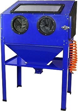 MAXBLAST : La meilleure cabine de sablage de 220 litres