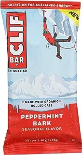 product image for Clif Bar Peppermint Bark bar, 2.4 Oz